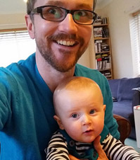 Iain Farrell, Business Baby